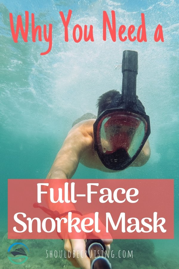 Why You Need a Full-Face Snorkel Mask