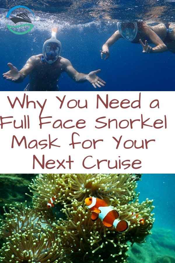 Why You Need a Full Face Snorkel Mask for Your Next Cruise