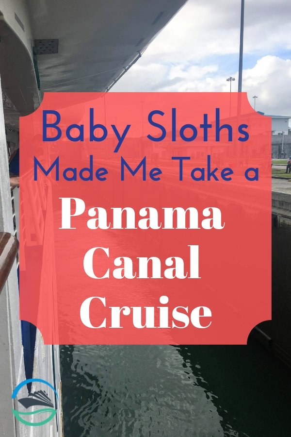 We take a ten-day Panama Canal Cruise on the Caribbean Princess to see baby sloths!