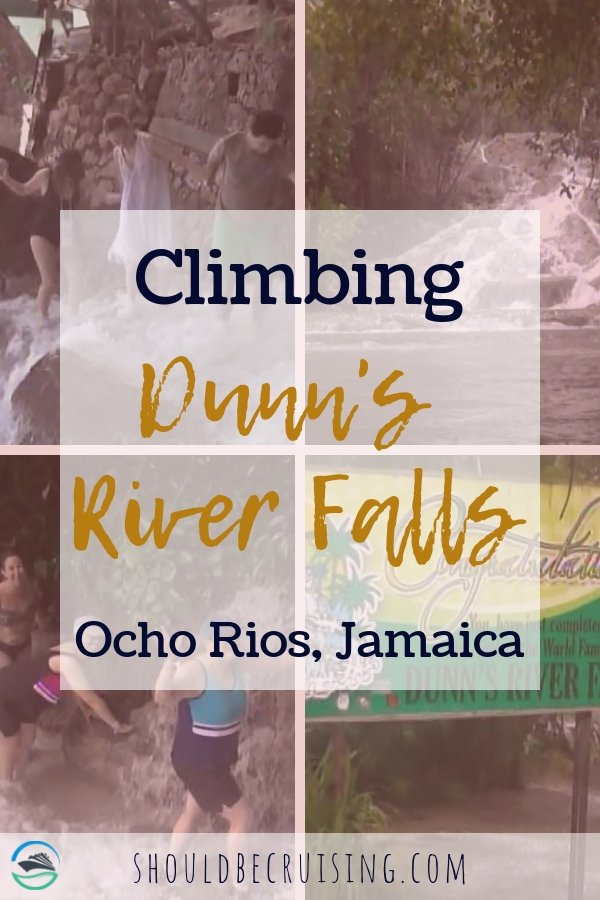 On our Panama Canal cruise we made an unscheduled stop in Jamaica. We review our Dunn's River Falls climb in Ocho Rios, and our visit to the Bamboo Beach Club. #dunnsriverfalls #ochorios #jamaica #bamboobeach #cruise #travel