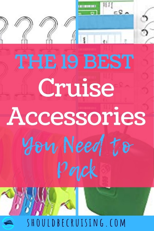 The Best Cruise Accessories for Your Vacation