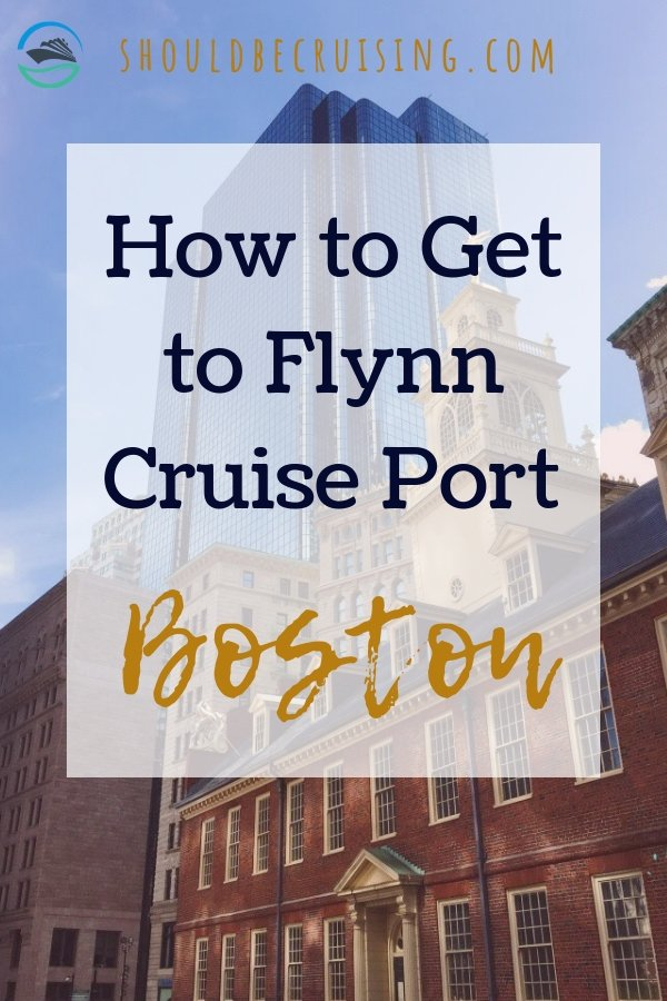 If your cruise embarks from Boston's Flynn Cruise Port, there are multiple ways to get there. Whether you're flying into Boston and going directly to the cruise port, driving into the city, or leaving from a hotel, we have you covered with all of your alternatives. #boston #cruise #bostoncruise #visitboston #bostontravel #shouldbecruising