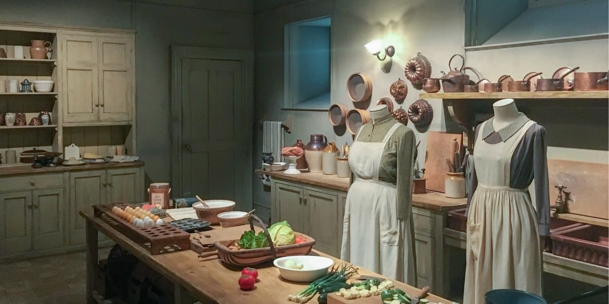 Review Downton Abbey Exhibition Boston