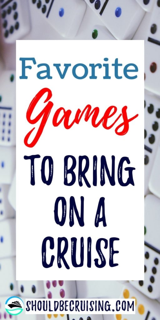 Best Cruise Ship Games to Pack for Adults and Kids