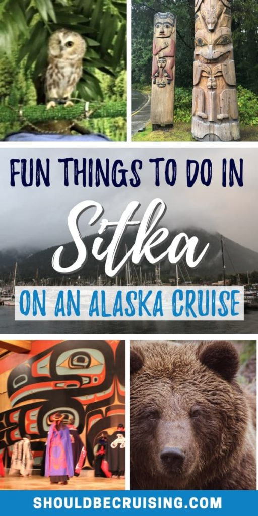 Fun Things to Do in Sitka on an Alaska Cruise