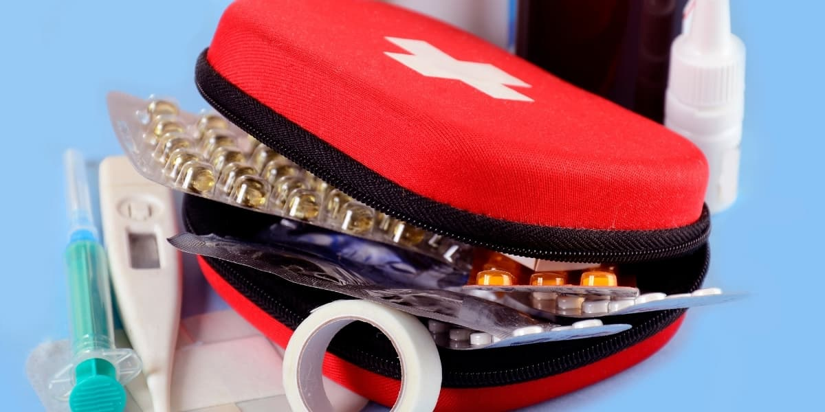 How to Make a Cruise First Aid Kit