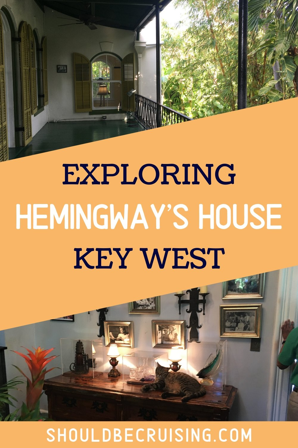 Visiting the Ernest Hemingway House in Key West