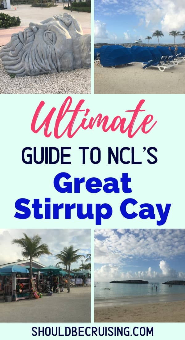 Ultimate Guide to Great Stirrup Cay, Bahamas