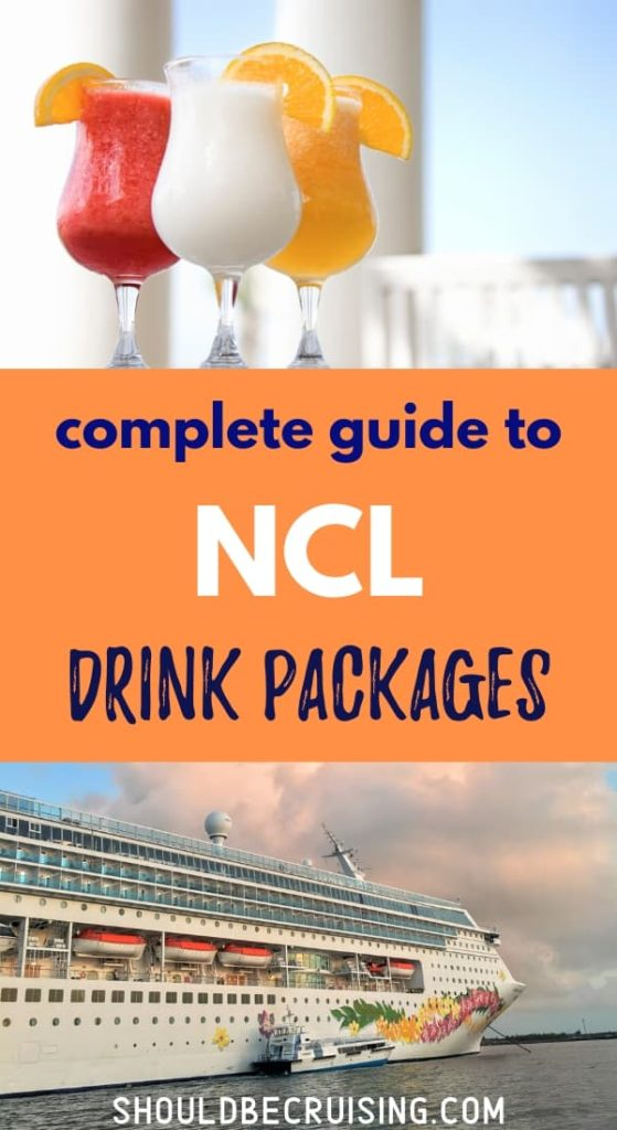 Complete Guide to NCL Drink Packages
