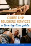 Do Cruise Ships Have Religious Services: a line-by-line guide