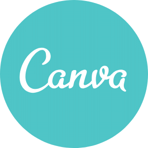Canva Logo Round Transparent
